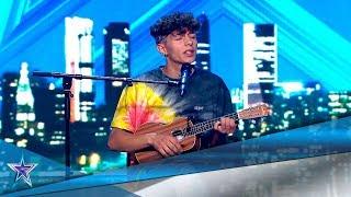 La SINCERA CANCIÓN de este chico ASOMBRA al jurado | Audiciones 10 | Got Talent España 5 (2019)