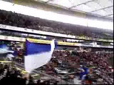 Frankfurt -  Schalke (Kohle unter unseren Füßen)