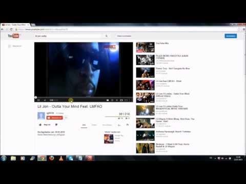 Youtube Musik kostenlos downloaden [German]