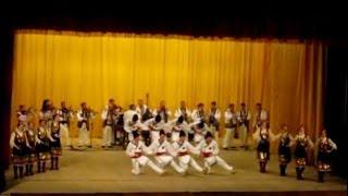 """Ансамбль народного танца """"Жок"""". Вот это темп!!!"""