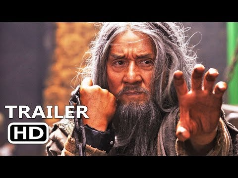 JOURNEY TO CHINA Official Trailer (2018) Arnold Schwarzenegger, Jackie Chan