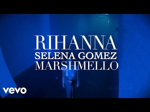 Rihanna, Selena Gomez  Disturbia feat Marshmello Mashup