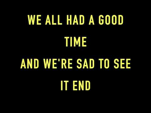 Dropkick Murphys - Until The Next Time [HD Song Lyrics]