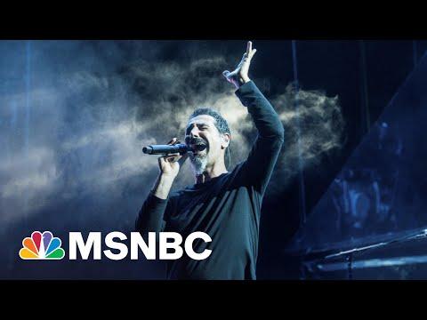 Serj Tankian: Biden Recognizing Armenian Genocide Is 'Huge'   The 11th Hour   MSNBC