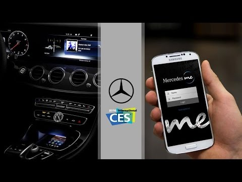 Mercedes Benz Companion app | App For New AMG version Showcased