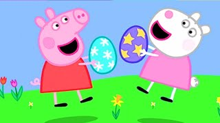 Peppa Pig Official Channel 🥕🐰🥚Peppa Pig's Easter Special 🥕🐰🥚