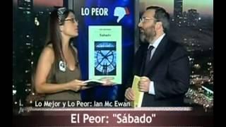 ESTA NOCHE LIBROS 2 - Lo Mejor y Lo Peor de Ian Mc Ewan