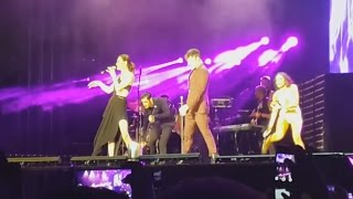 Ricky Martin & Ayşe Hatun Önal - ADIOS  (Expo 2016 Antalya 12.09.2016)