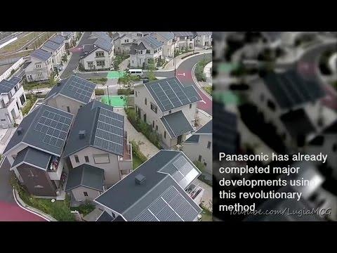 Panasonic PanaHome - Precast Modular Building Construction