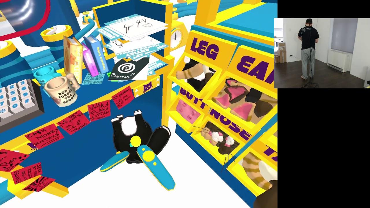 Cat Sorter VR – Naprawiamy koty! HTC VIVE VR