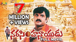 Narasimha Naidu Telugu Full Movie | Balakrishna, Simran, Preeti Jhangiani | Sri Balaji Video