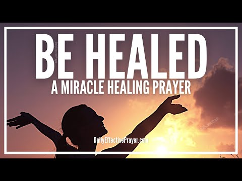 Saint for healing the sick