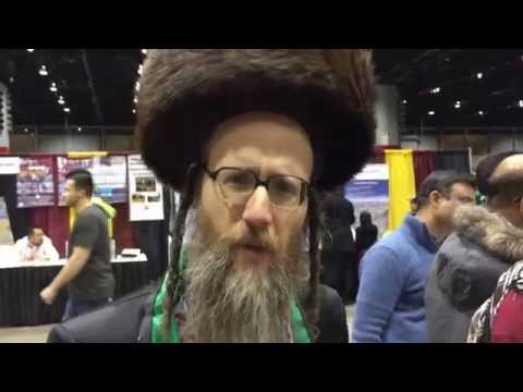 First Time EVER: See Why Judaism is not Zionism (A jew