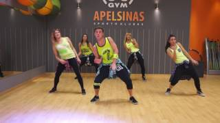 ZUMBA - Pitbull ft. Jason Derulo - Educate