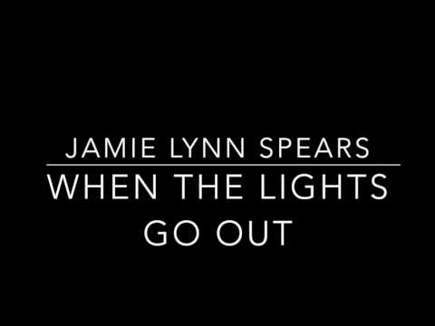 Jamie Lynn Spears When The Lights Go Out - Opry Recordings
