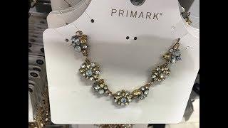 Primark Jewellery / December 2018