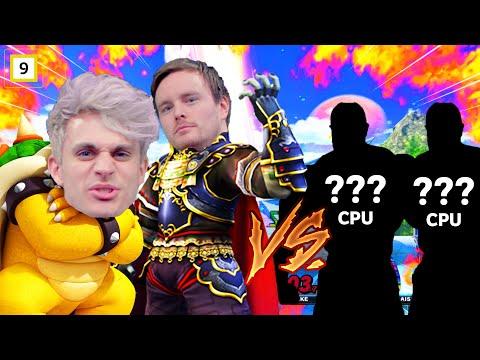 Victor og RobTheSir blir EID i Super Smash Bros!