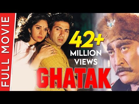 Ghatak  Full Hindi Movie  Sunny Deol, Meenakshi, Mamta Kulkarni  Full HD 1080p