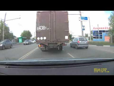 Жесткая авария Челябинск 28.05.2019