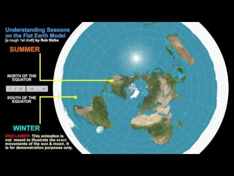 Flat Earth Enoch Explains The Sun Moon Seasons Leap Yr