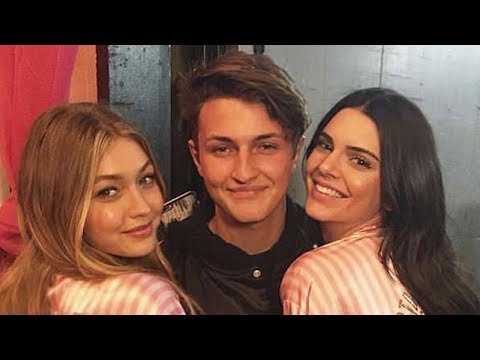 Kendall Jenner Caught MAKING OUT With Gigi & Bella Hadid's Brother Anwar