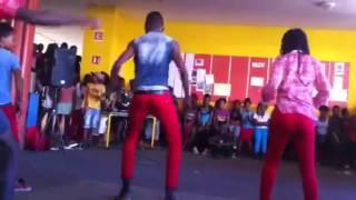 Afro mix de mayotte au collège de m'gombani