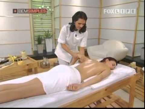 Massagem entre amigas gostosas