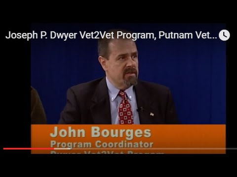Karl Rohde Discusses Putnam Vet2Vet Program