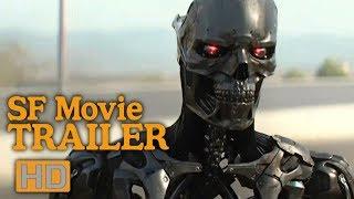 터미네이터: 다크 페이트(Terminator: Dark Fate) - 티저 예고편 (2019) Movie SF 영화예고편