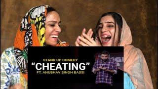 Cheating - Stand Up Comedy ft. Anubhav_Singh_Bassi | Magisco Reactions |Nayab Sehar