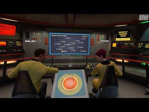 Star Trek: Bridge Crew: Koop-Mission auf der alten Enterprise