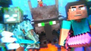 Annoying Villagers 35 - Minecraft Animation