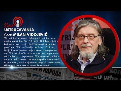 BEZ USTRUČAVANJA - Milan Vidojević: Problem Kosova je rešiv za mesec dana, samo da vlast to hoće!