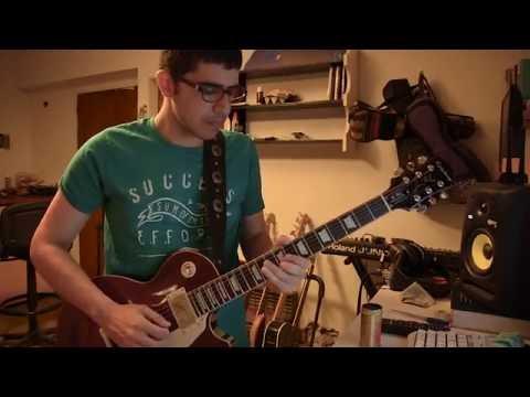 John Mayer - Wildfire Guitar Solo Lesson (most accurate version)
