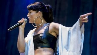 Jessie Ware - Wildest Moments (Live at V Festival 2013)