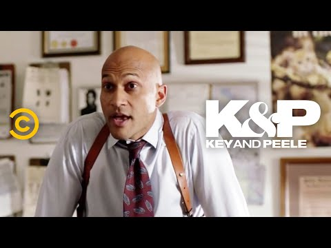 "The World's Worst Liar (""The Usual Suspects"" Parody) - Key & Peele"