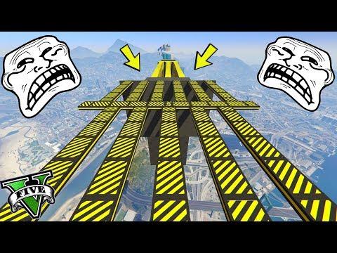 GTA 5 ONLINE 🐷 SUPER TROLL FINALE !!! 🐷 GARE TROLL 🐷N*76🐷 GTA V ONLINE 🐷 DAJE !!!