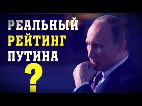 Фальшивая популярность Путина. Прямая линия 2019 показала реальный рейтинг Путина