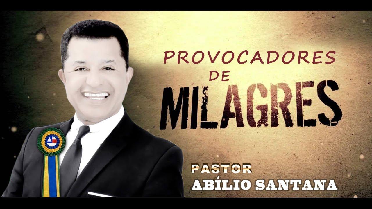 abilio santana provocadores de milagres