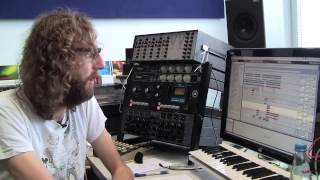 Hands on Melodyne: Martin Gretschmann (The Notwist, Console)