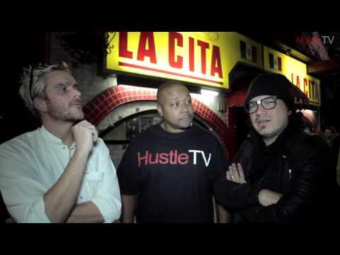 HustleTV DJ Hustle Abstrakto Balthazar Getty Asdru Sierra