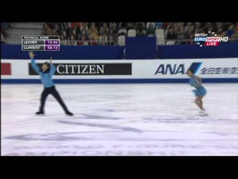Qing PANG / Jian TONG - 2015 World Championships - LP