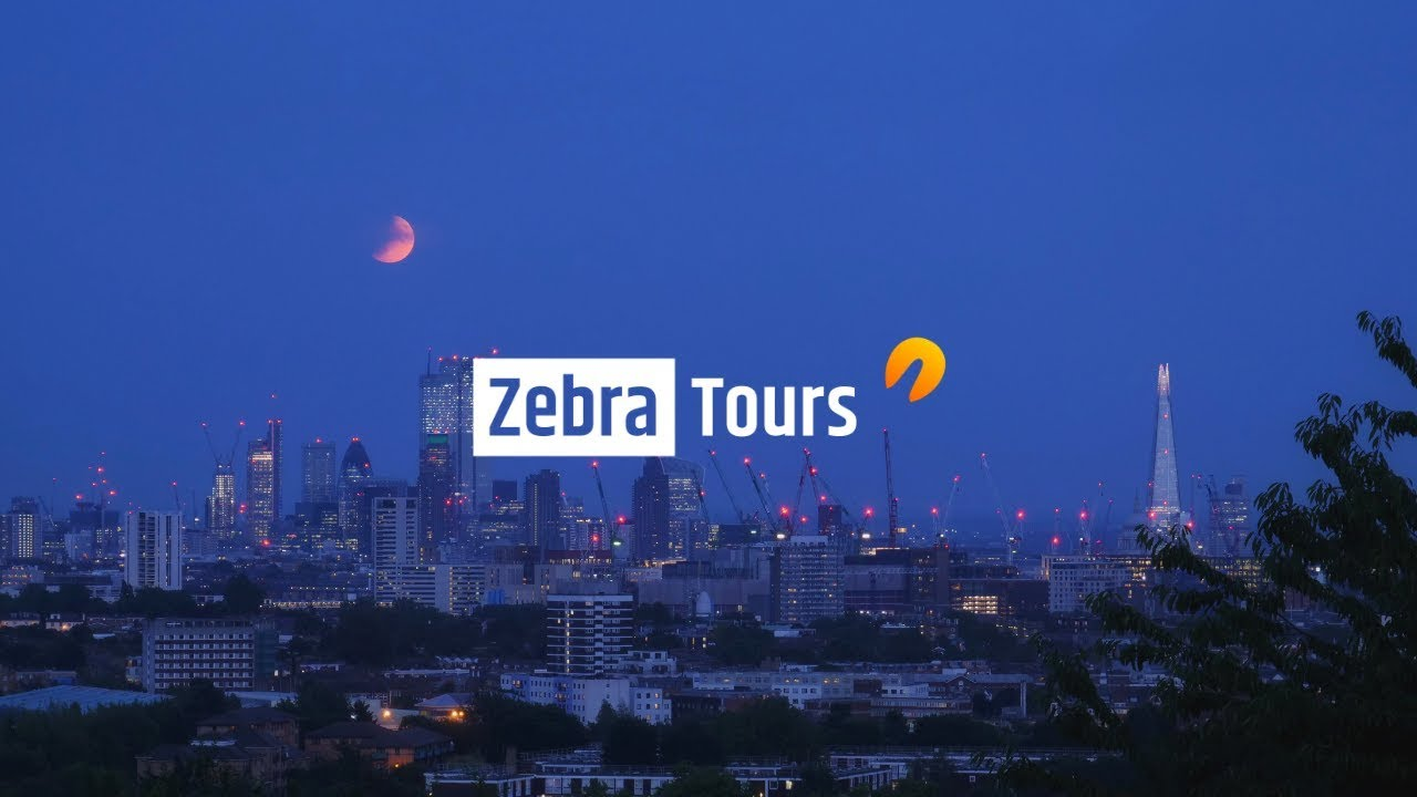 London Jugendreise mit Zebra Tours // Impressions