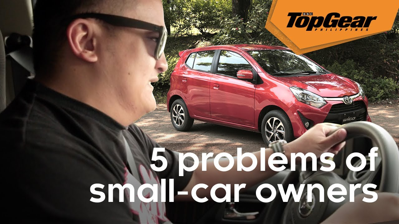 5 problems of owners of small cars