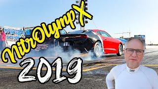 Geigercars - Der Copo Camaro auf dem NitrolympX Drag Race 2019