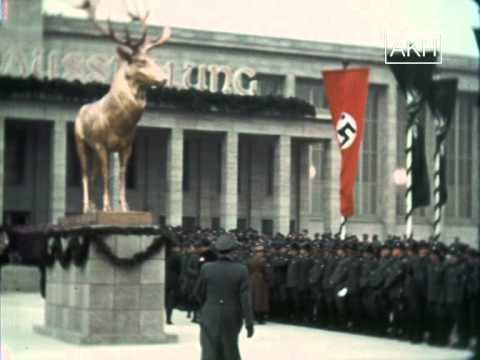 Karl Hoeffkes - Internationale Jagdausstellung Berlin 1937