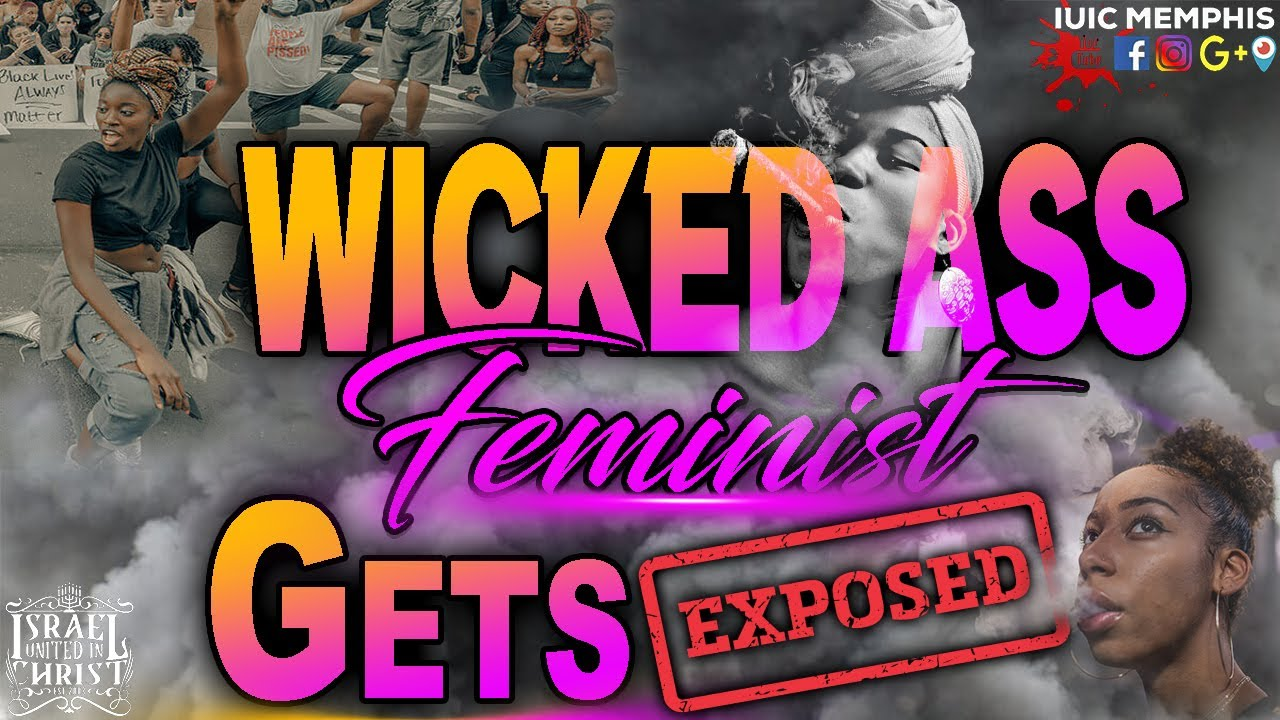IUIC | Memphis | Wicked Ass Feminist Gets Exposed