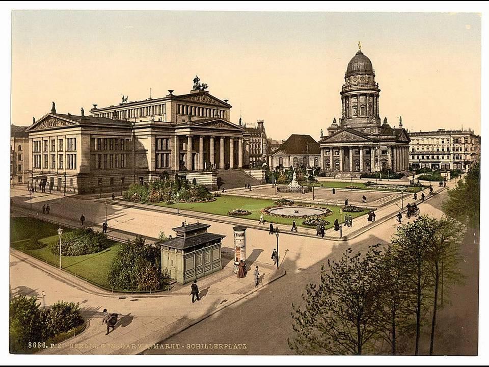 Berlin 1900 - YouTube