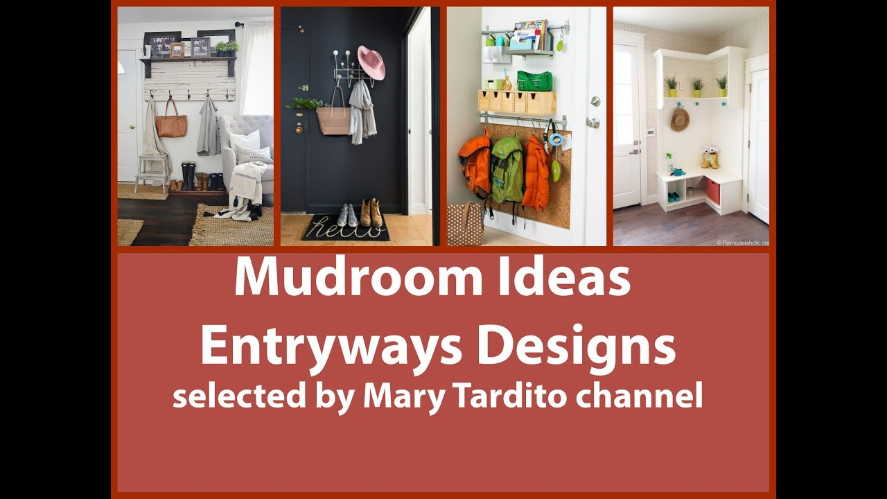 Mudroom Ideas - Best Entryways Designs - Home Organization ...