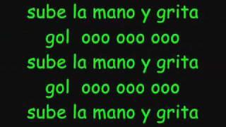 Cali & El Dandee - Gol (Letra)